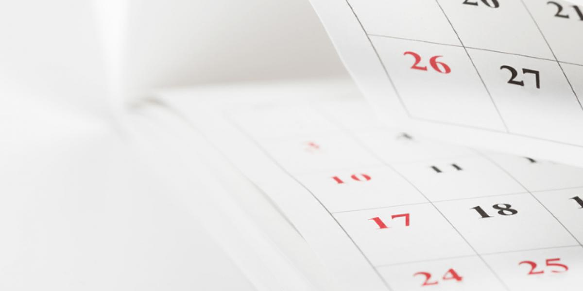 Blog asesoría laboral: Calendario laboral 2019